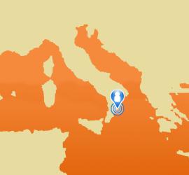 mappa catanzaro crotone